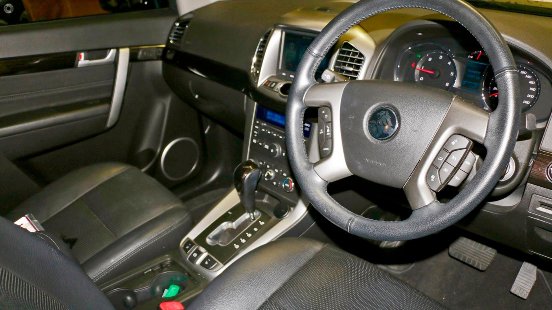 2015 Holden Captiva LTZ CG
