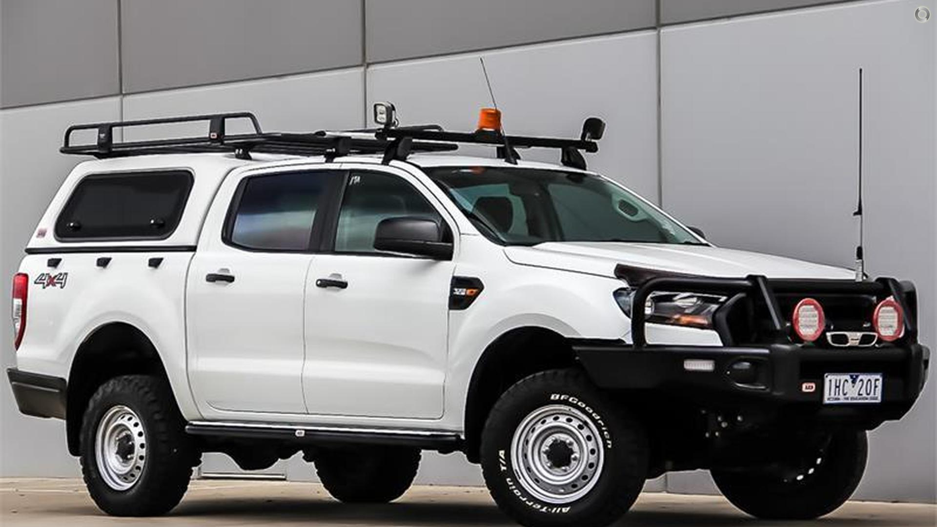 2016 Ford Ranger PX MkII
