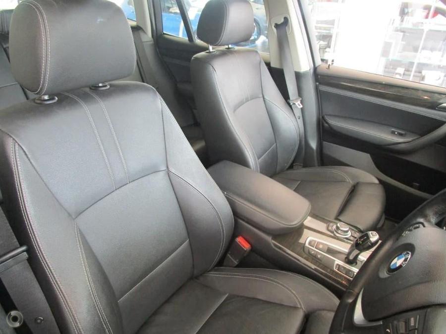 2012 BMW X3 xDrive30d