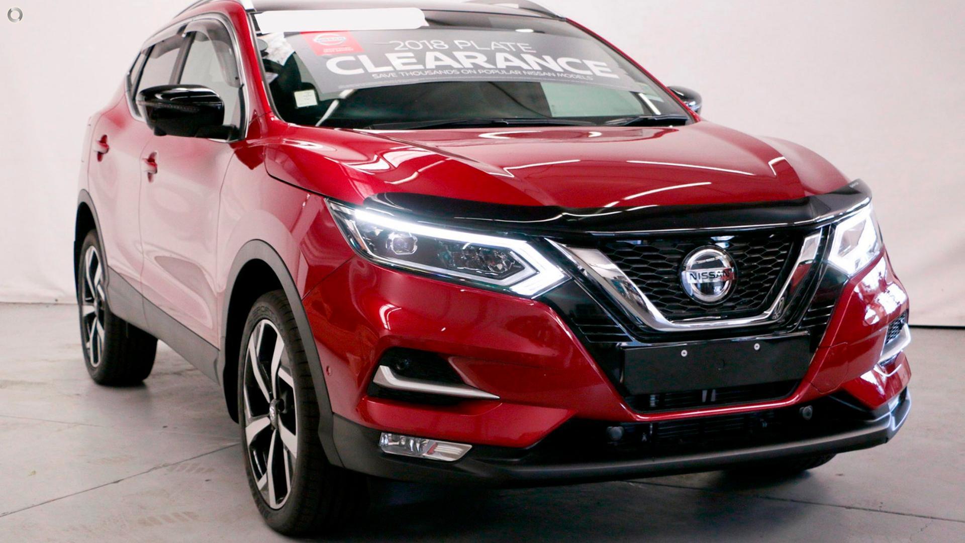 2018 Nissan Qashqai J11 Series 2