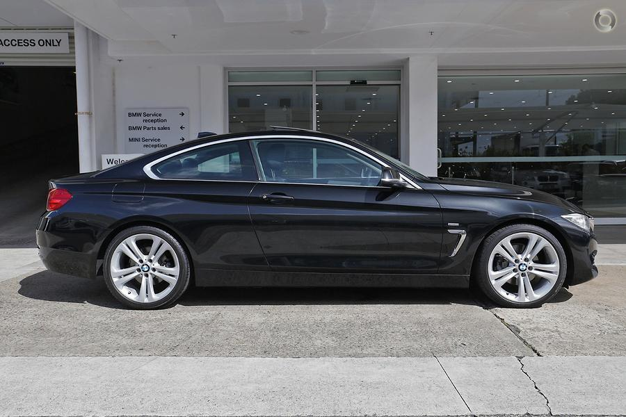 2013 BMW 420d Luxury Line