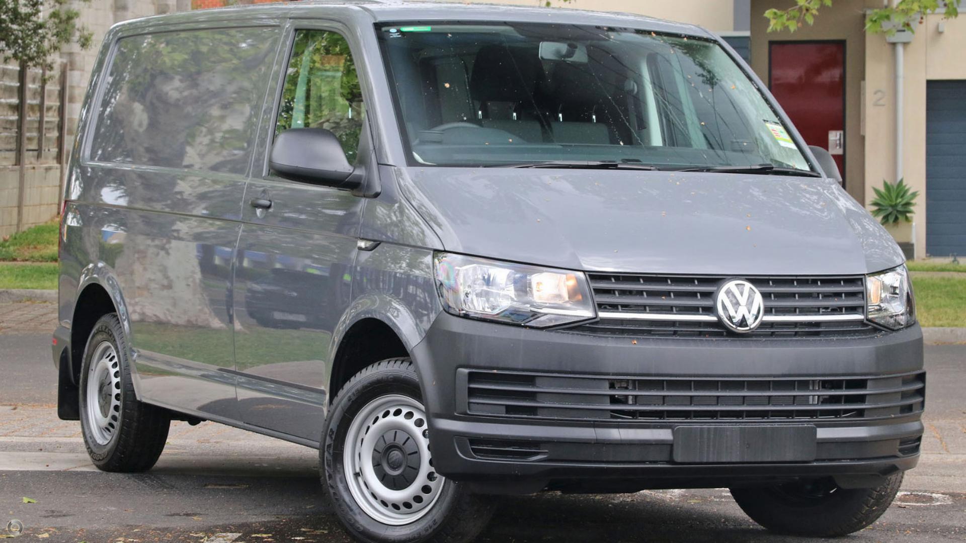 2019 Volkswagen Transporter T6