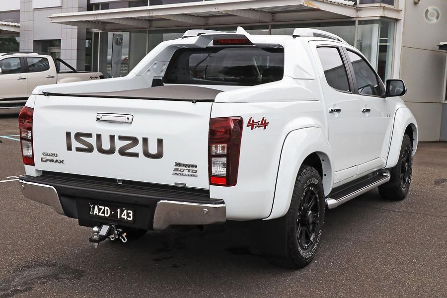 2018 Isuzu D-MAX LS-T