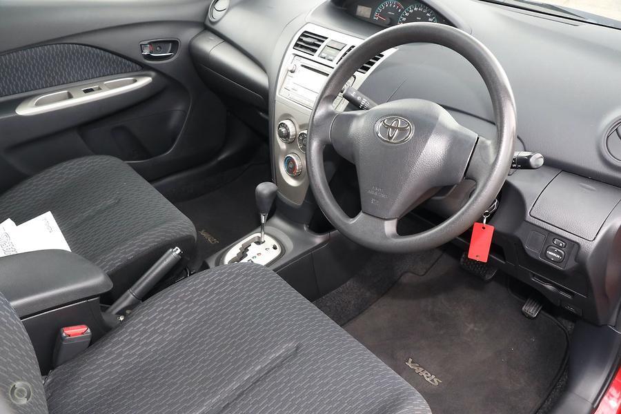 2010 Toyota Yaris YRS NCP93R