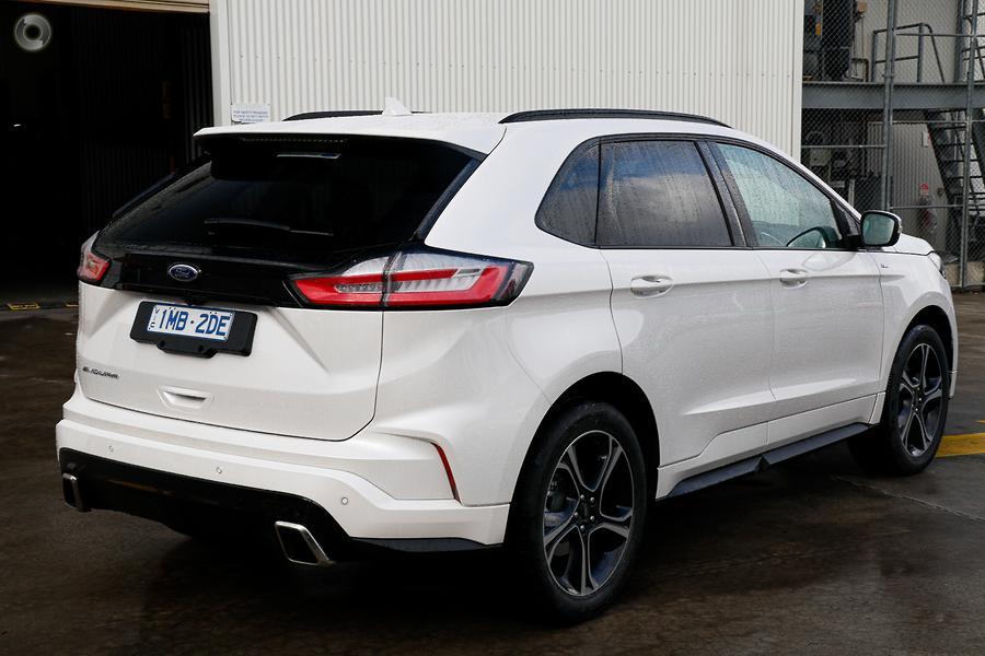 2018 Ford Endura ST-Line CA