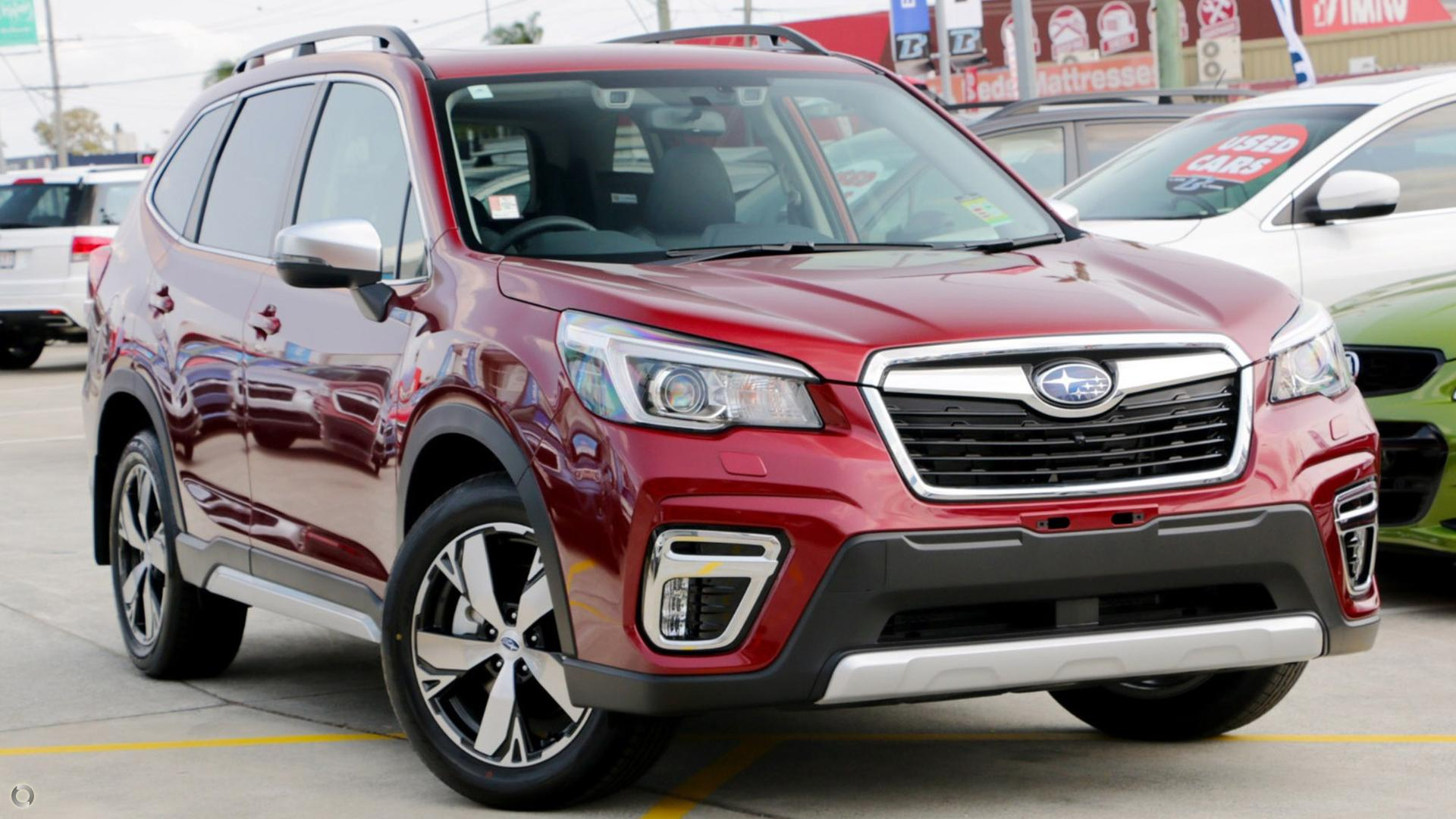 2019 Subaru Forester 2.5i-S S5