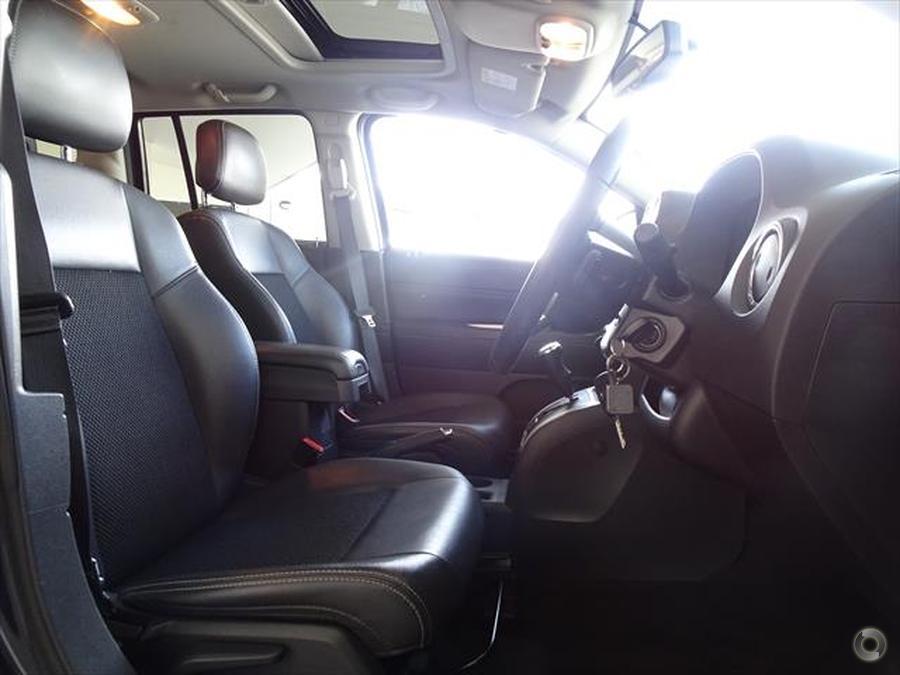 2015 Jeep Compass North MK