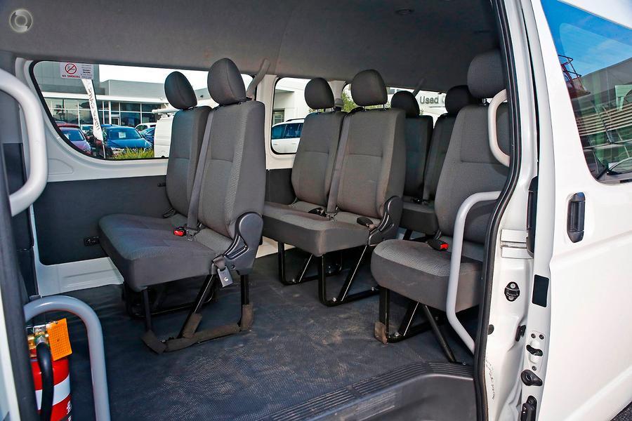 2018 Toyota Hiace Commuter KDH223R