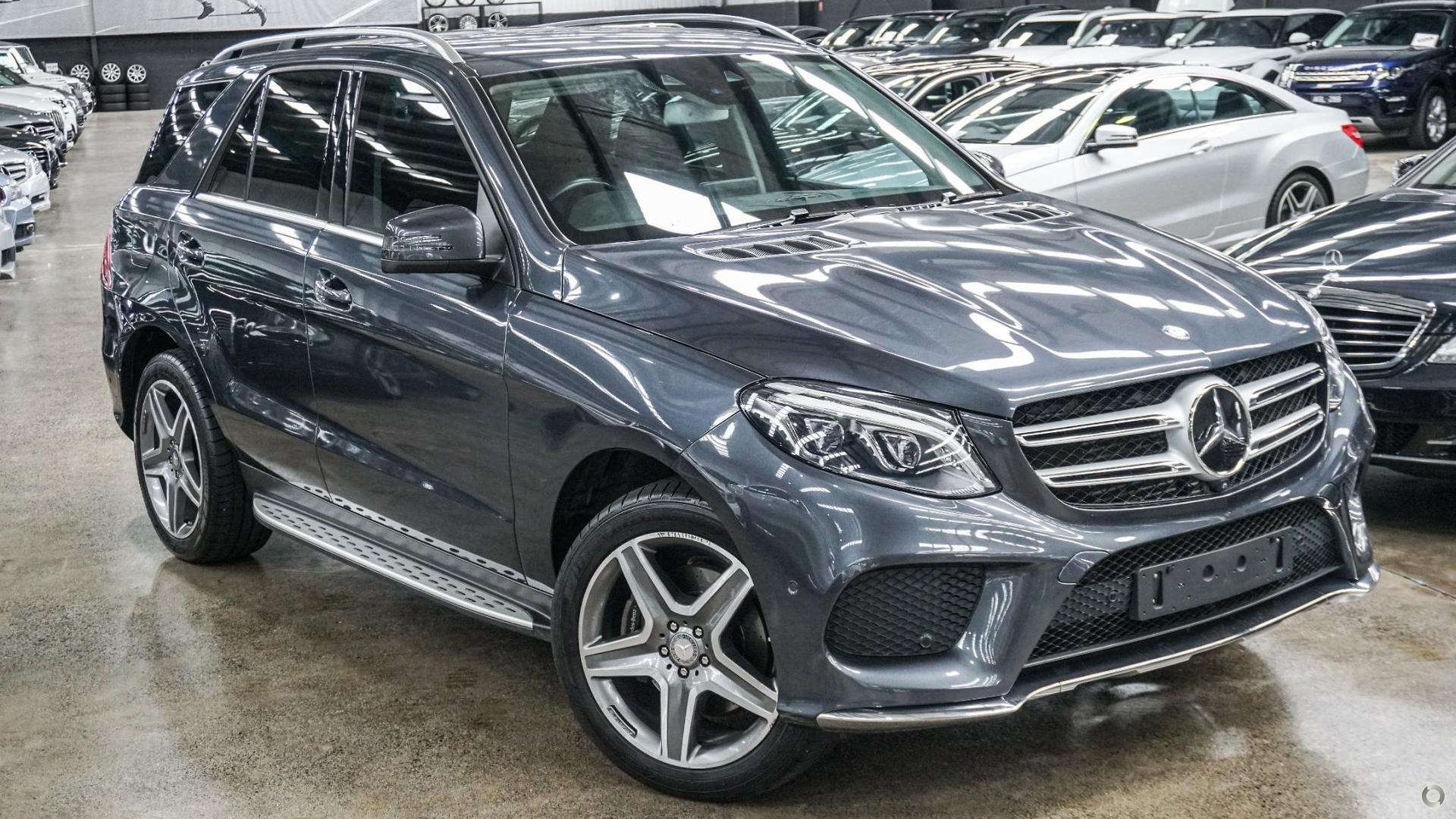 2016 Mercedes-benz Gle350 D W166