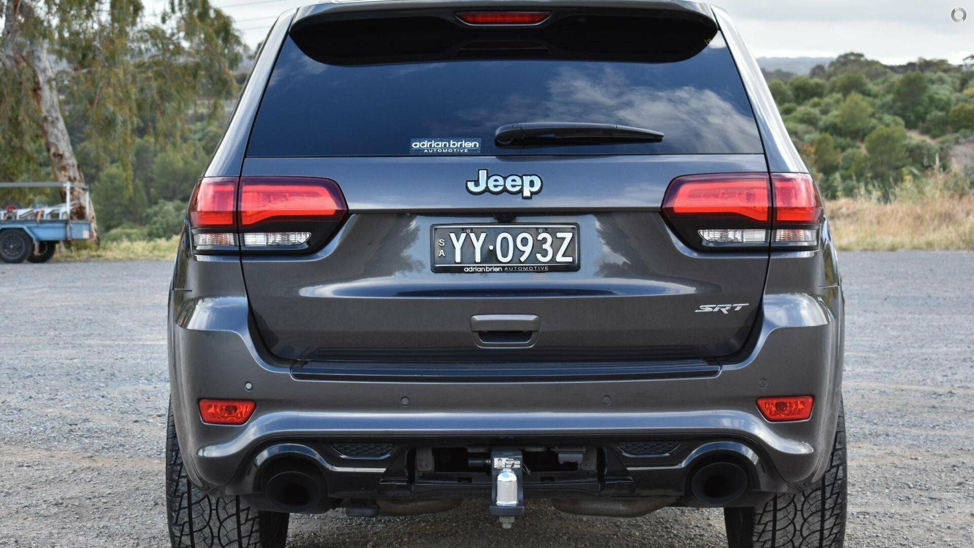 2017 Jeep Grand Cherokee SRT WK