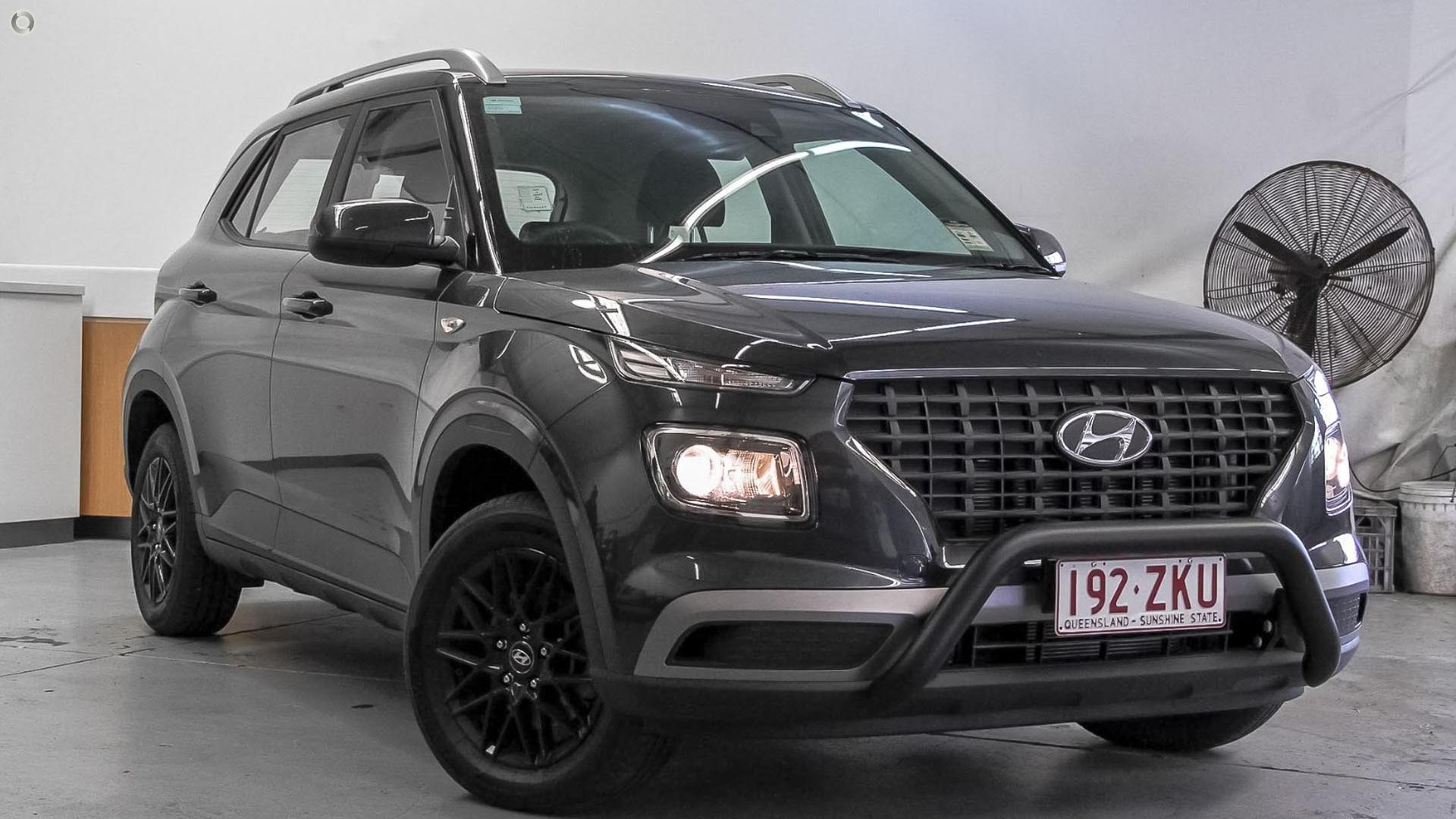 2019 Hyundai Venue QX