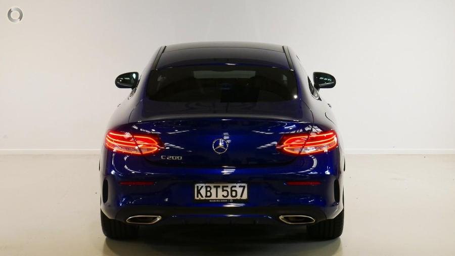 2016 Mercedes-Benz C 200 Coupe