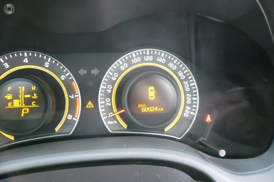 2012 Toyota Corolla Conquest ZRE152R