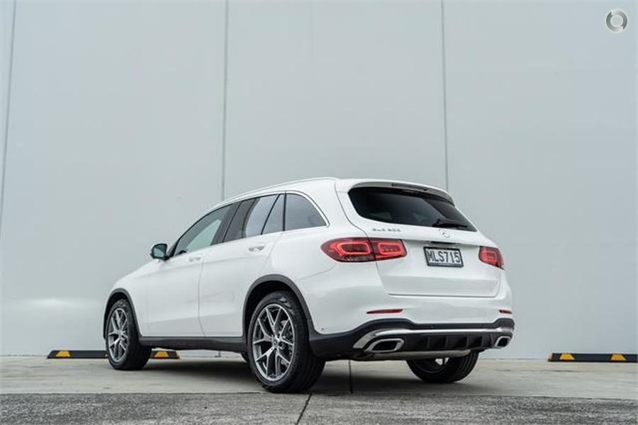 2019 Mercedes-Benz GLC 200 SUV