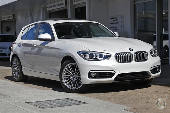2018 BMW 1 Series 120i Urban Line