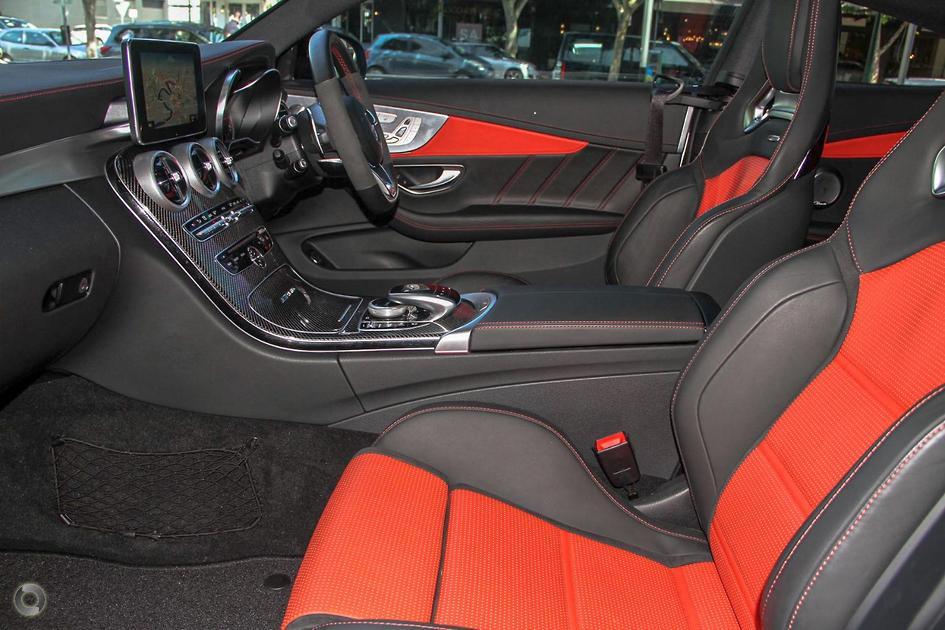 2016 Mercedes-Benz C 63 AMG S Coupé