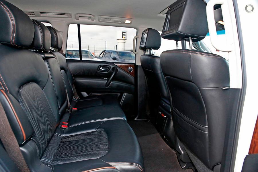 2014 Nissan Patrol Ti-L