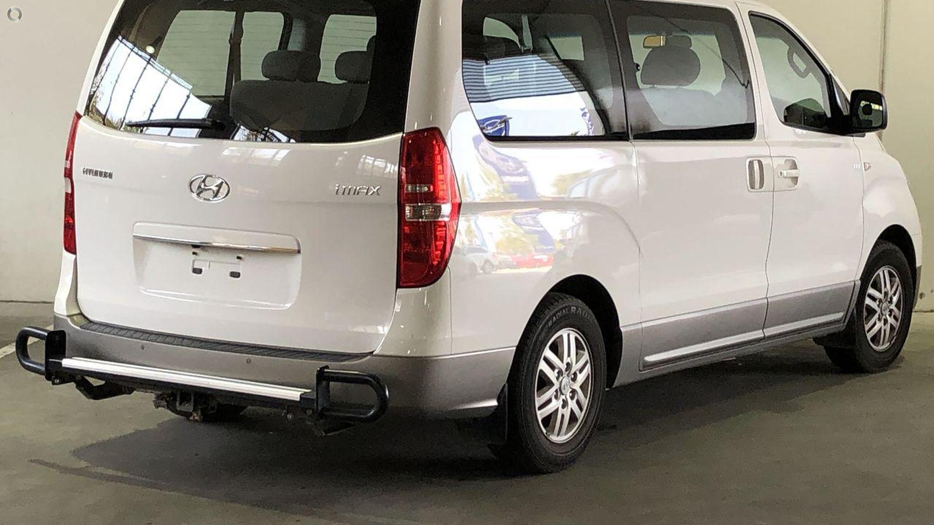 2016 Hyundai iMax  TQ3-W Series II