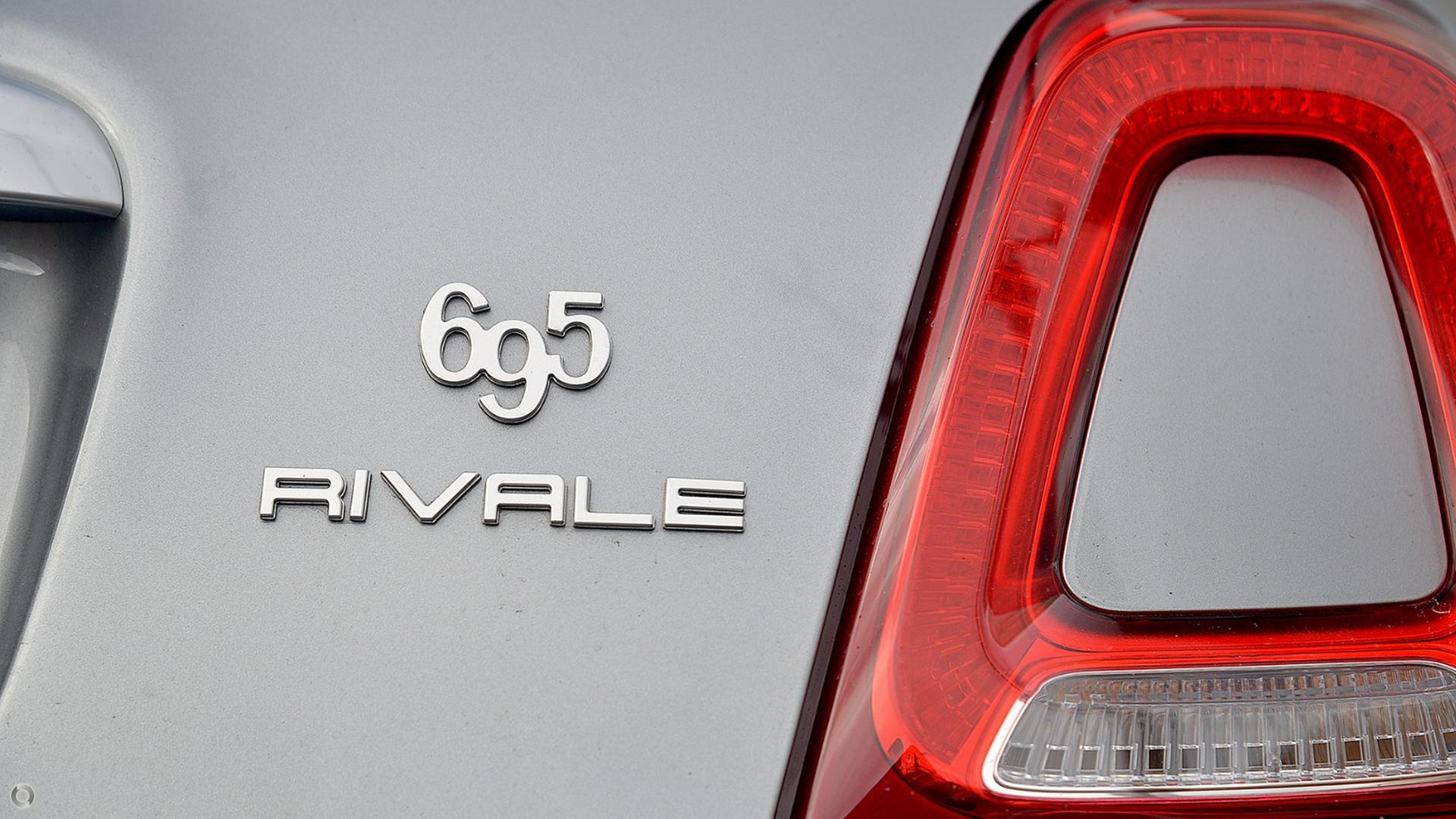 2019 Abarth 695 Rivale Series 4