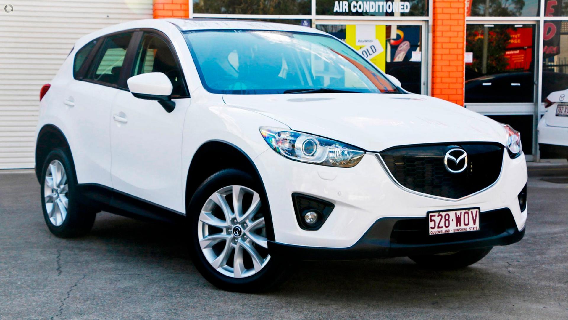 2012 Mazda Cx-5 KE Series