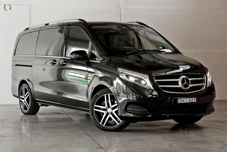 2016 Mercedes-Benz V250 d Avantgarde  447