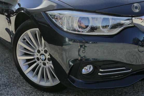 2015 BMW 4 Series 420D Luxury Line