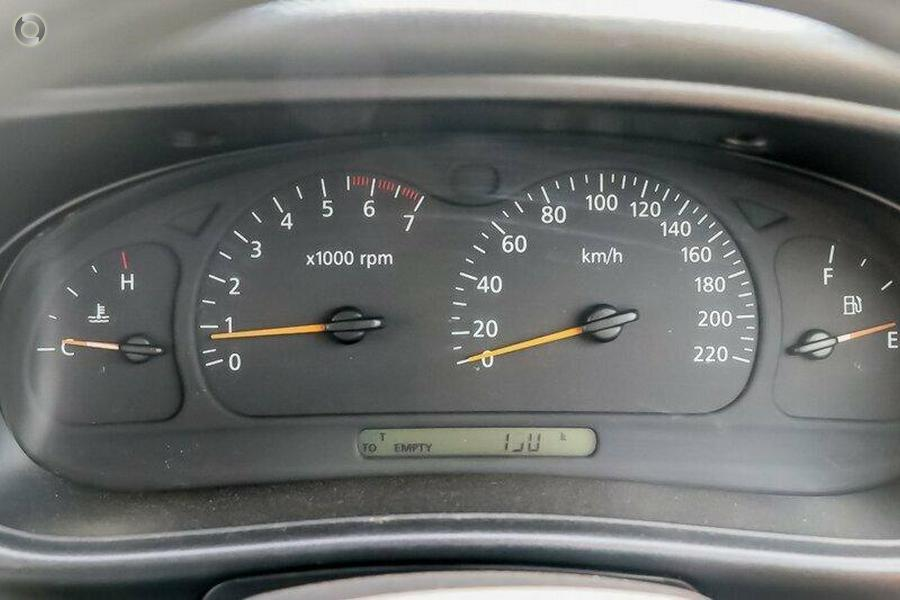 1999 Holden Commodore Acclaim VT
