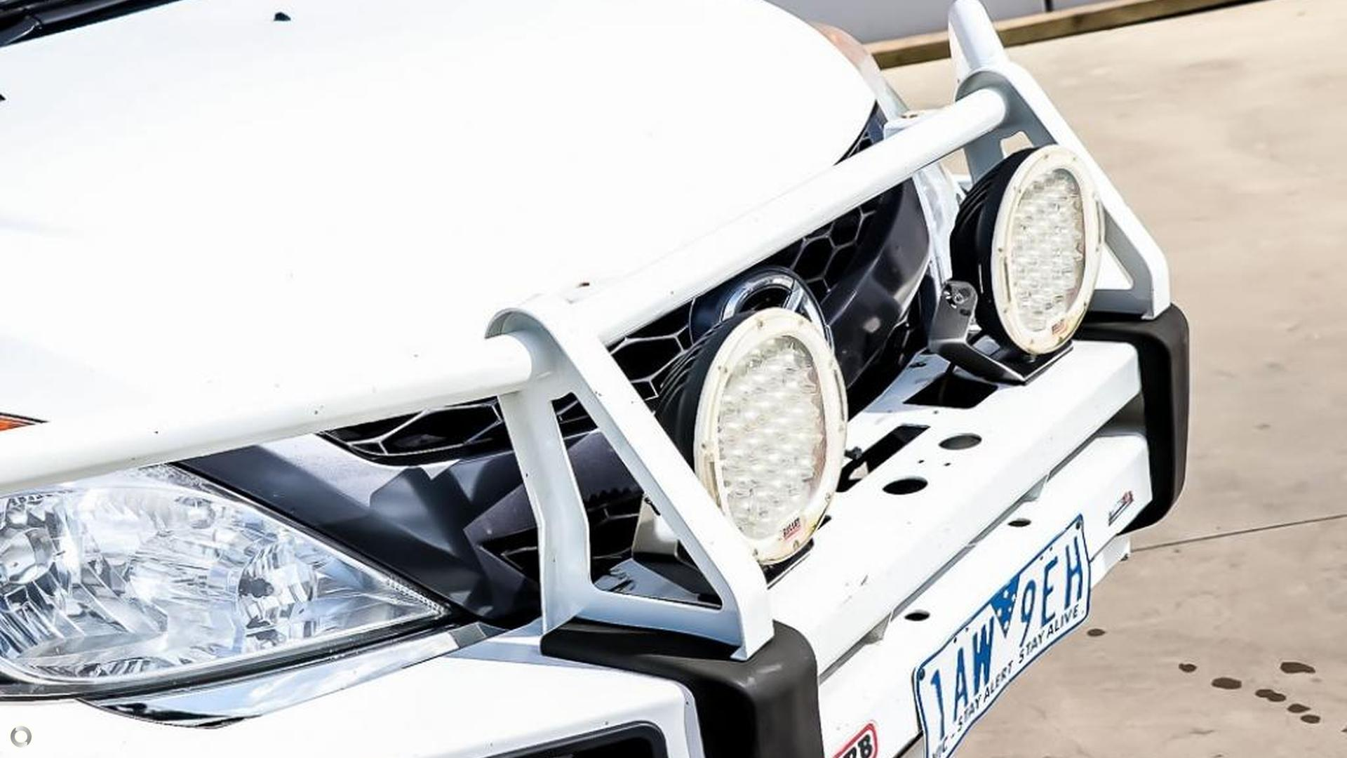 2013 Mazda Bt-50 XTR Hi-Rider UP