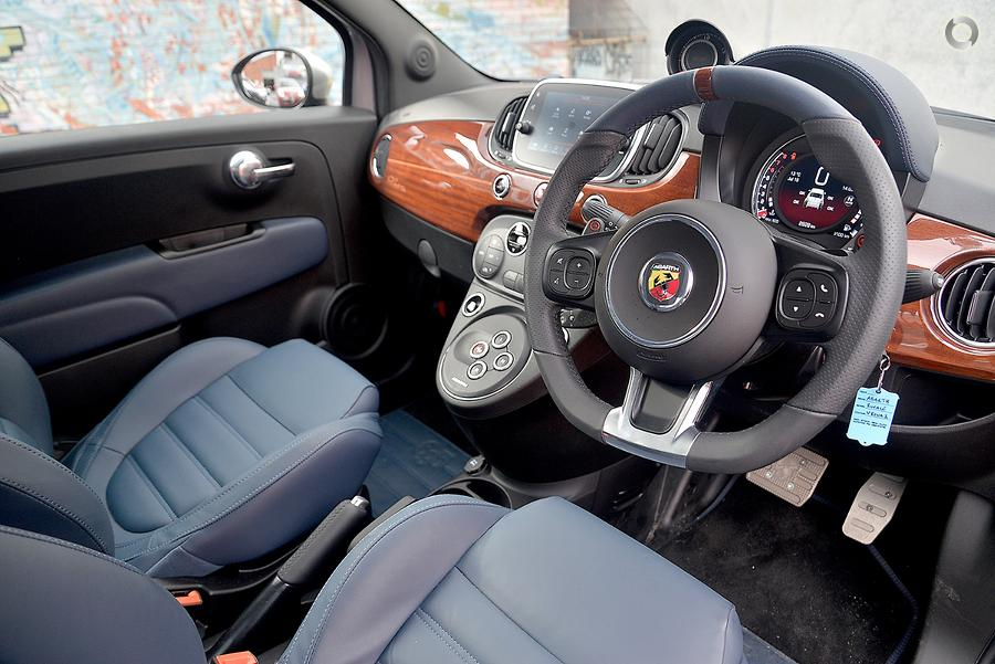 2019 Abarth 695 Rivale Series 4