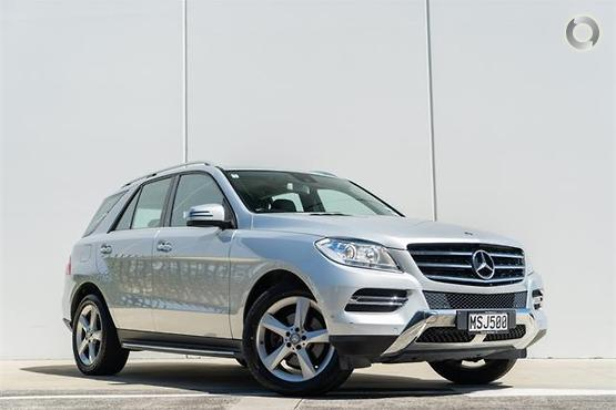 2014 Mercedes-Benz ML 250 CDI