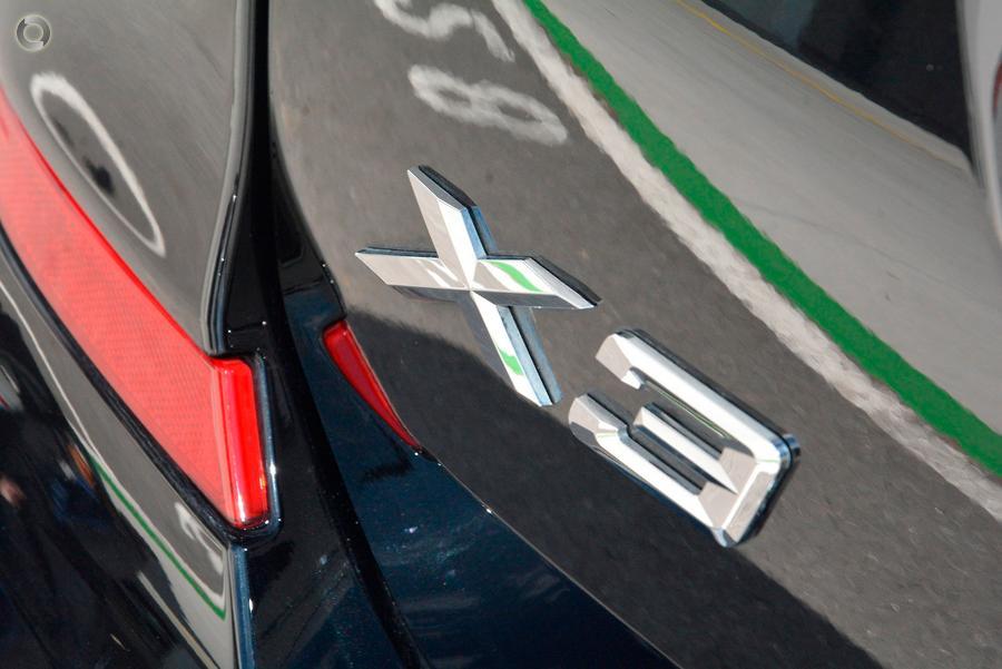 2018 BMW X3 xDrive30d