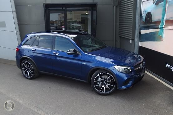 2018 Mercedes-Benz <br>GLC 43