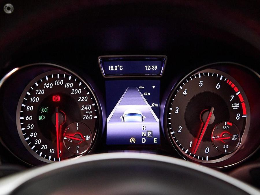 2015 Mercedes-Benz CLA 250 Shooting Brake