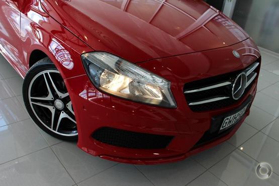 2013 Mercedes-Benz A 200