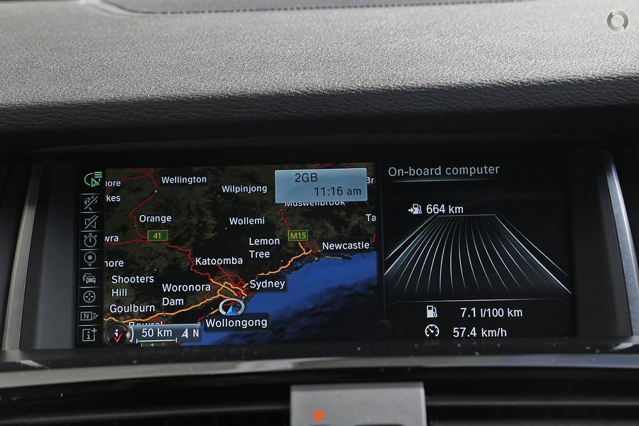 2016 BMW X3 xDrive20d