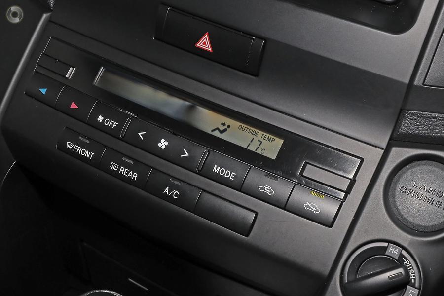 2016 Toyota Landcruiser GX VDJ200R