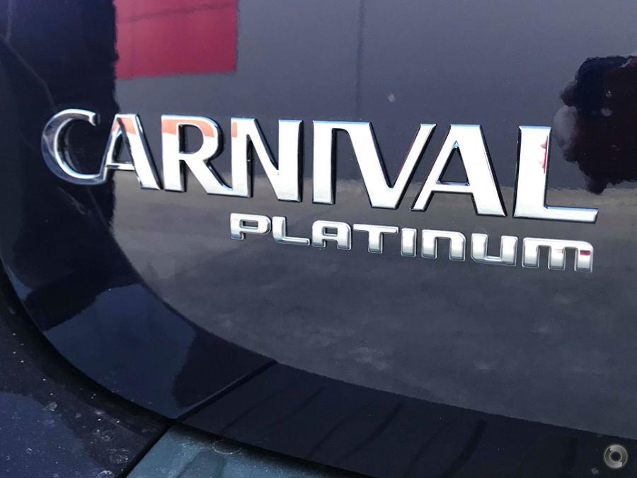 2018 Kia Carnival Platinum YP