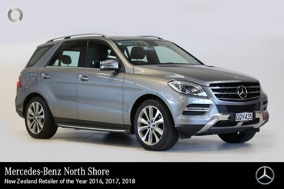 2012 Mercedes-Benz <br>ML 350 CDI