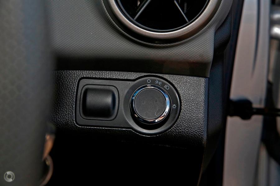 2012 Holden Barina CD TM