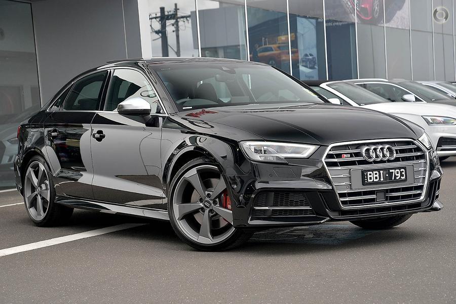 2019 Audi S3 8V - Zagame Automotive