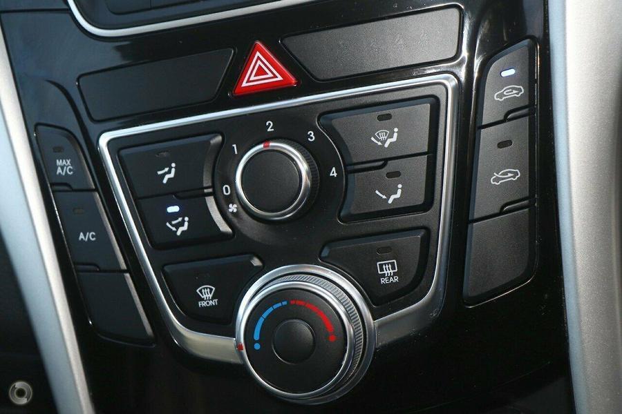 2015 Hyundai I30 Active X GD3 Series II