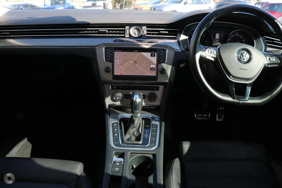 2016 Volkswagen Passat 140TDI Alltrack B8