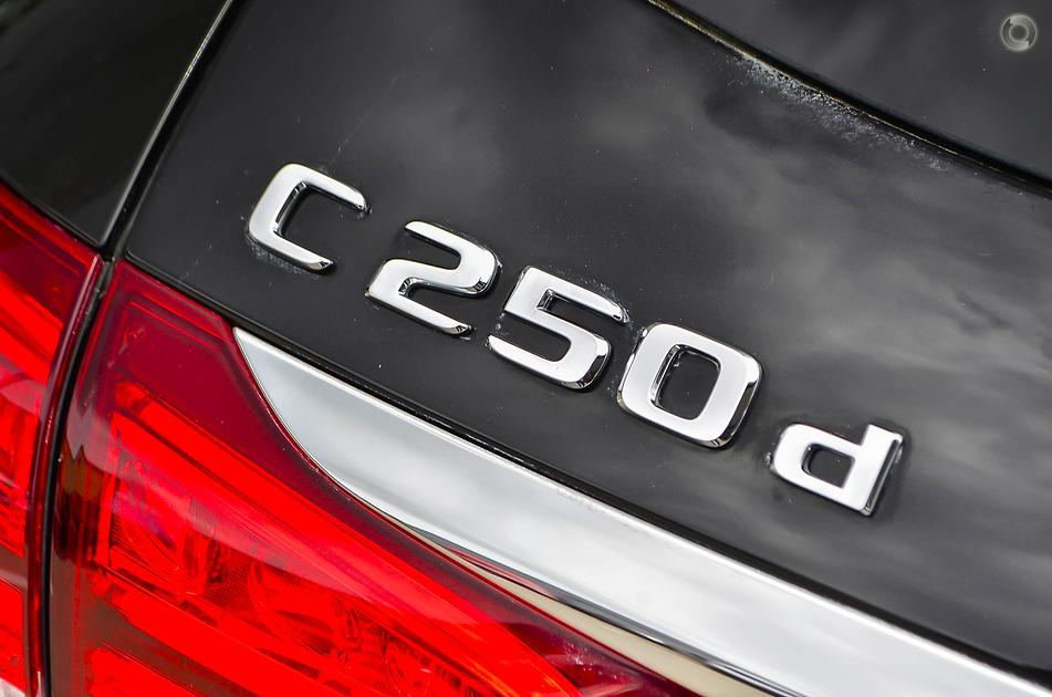 2018 Mercedes-Benz C 250 Estate