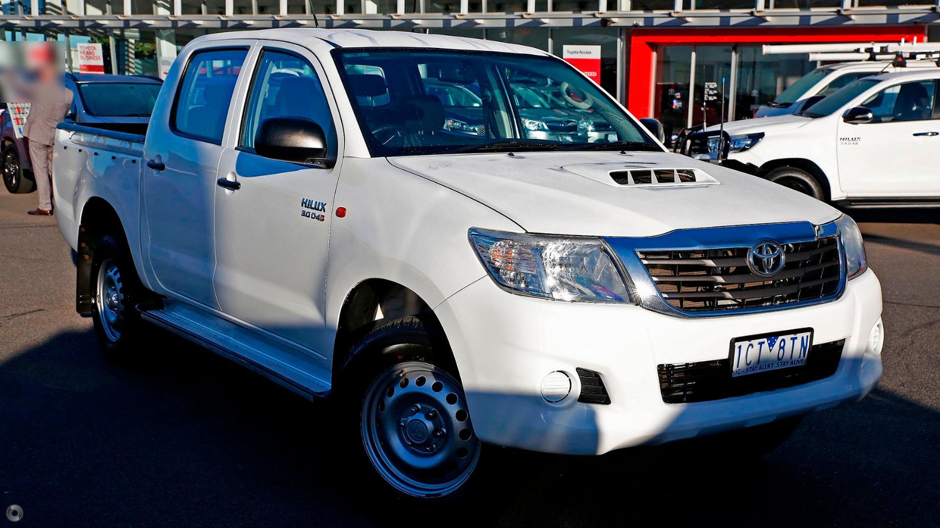 2014 Toyota Hilux KUN26R