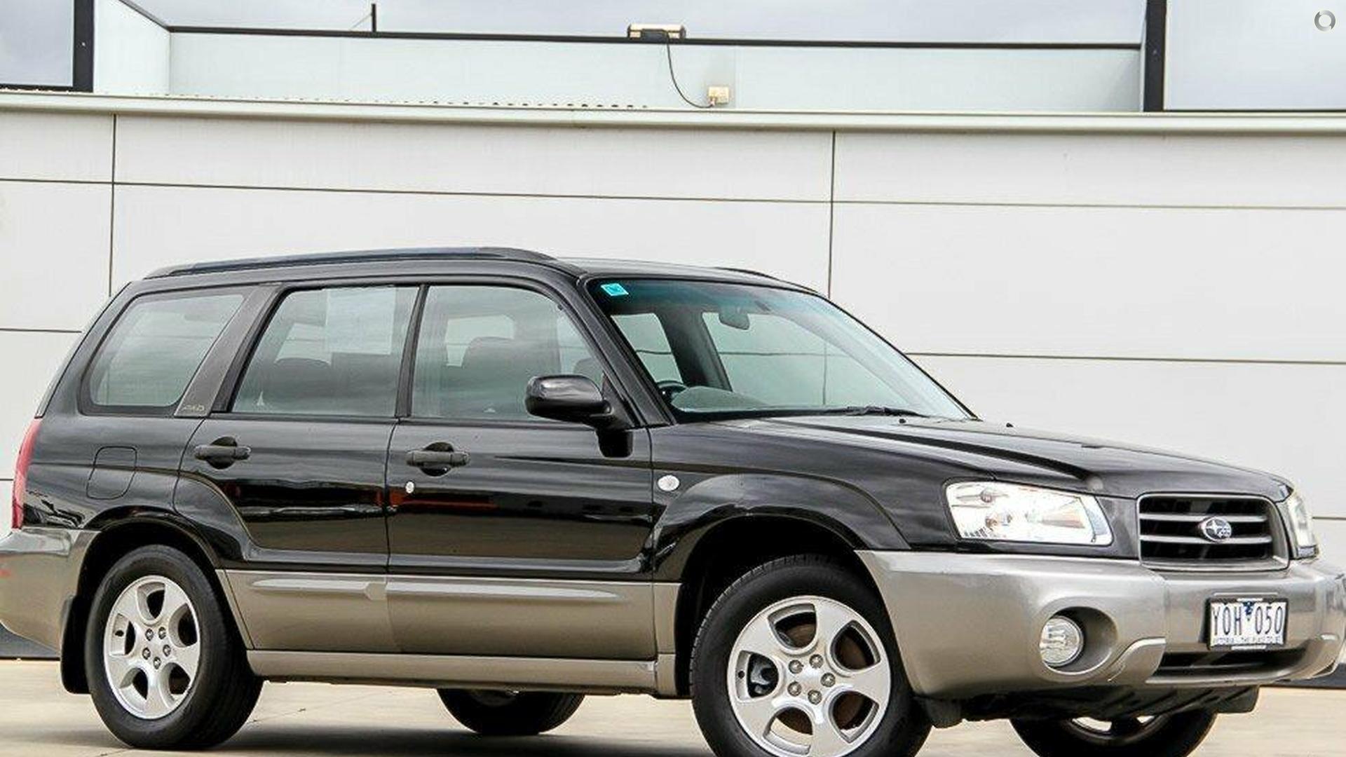 2002 Subaru Forester 79V