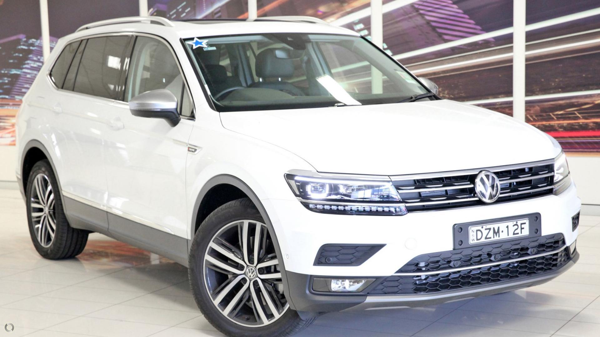 2018 Volkswagen Tiguan 5N