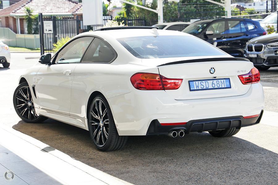 2015 BMW 4 Series 428i M Sport