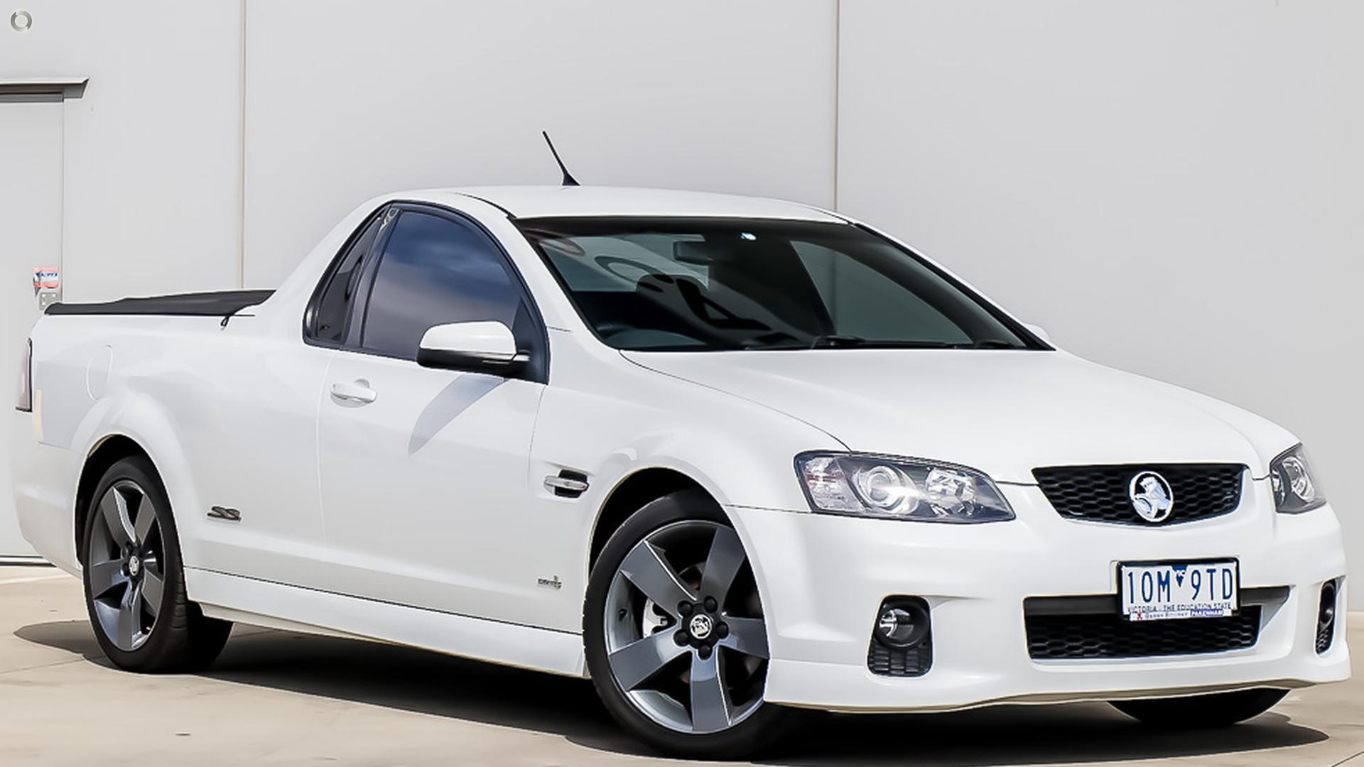 2011 Holden Ute VE Series II