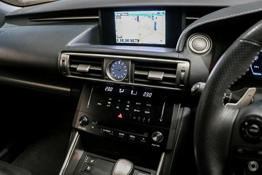 2013 Lexus Is250 F Sport GSE30R - Melbourne City Lexus