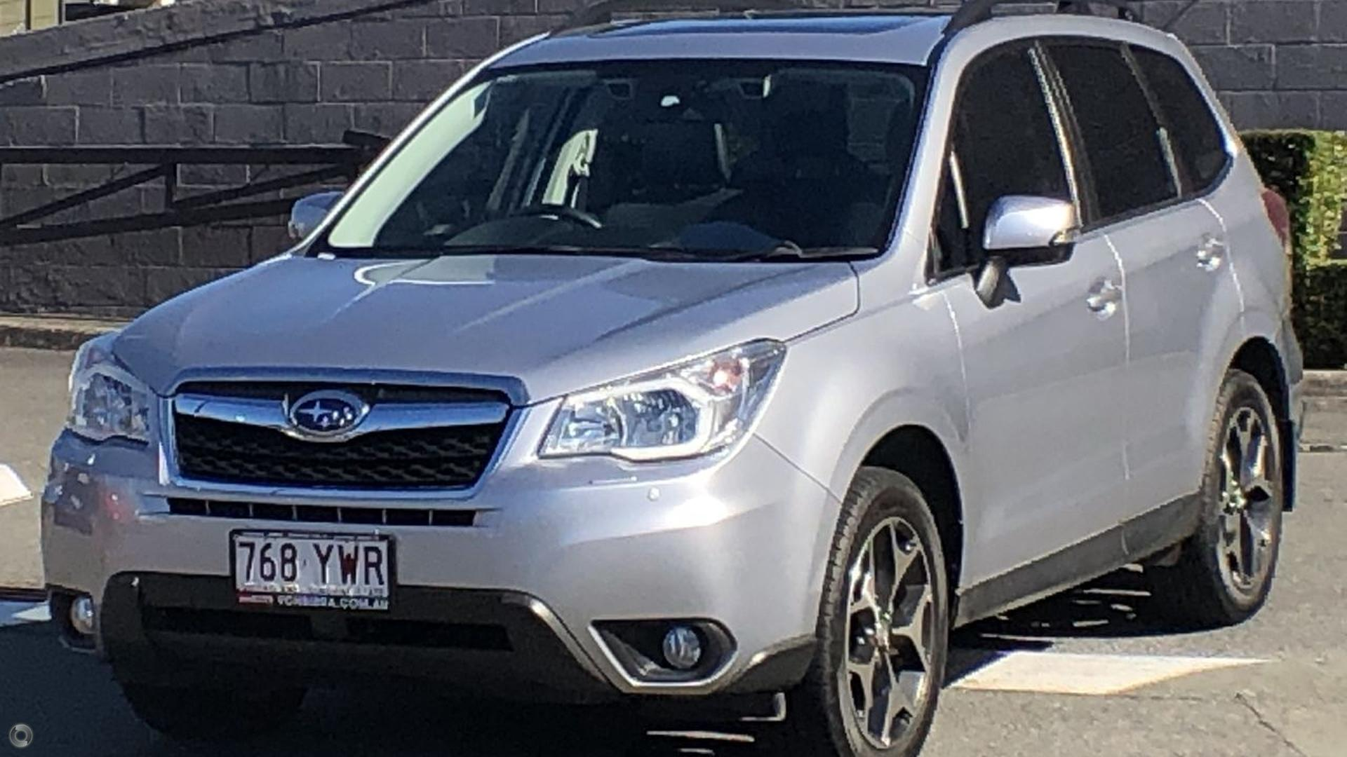 2014 Subaru Forester 2.5i-S S4